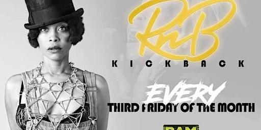 R&B Kickback at Bamboo Room