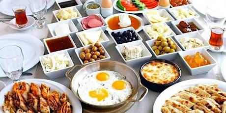 Turkish Brunch Buffet entradas