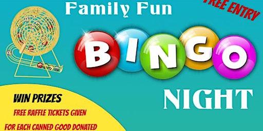 Family Fun Bingo Night