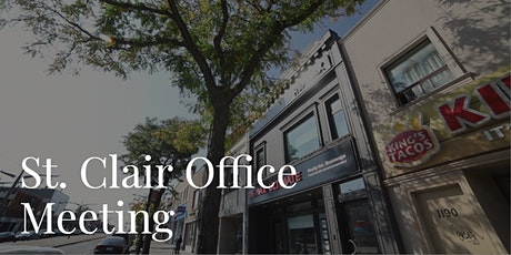 St. Clair Office Meeting tickets
