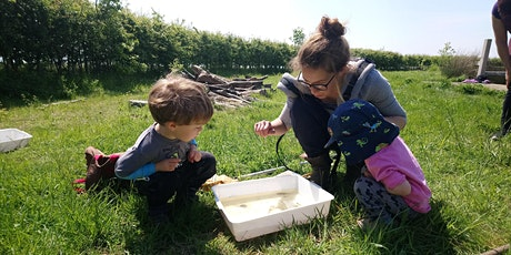 Abberton Nature Tots tickets