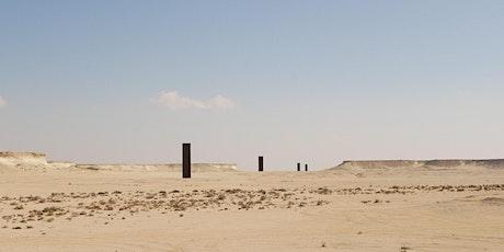 Outside the Box - Public Art in Qatar tickets