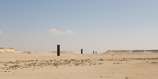 Outside the Box - Public Art in Qatar