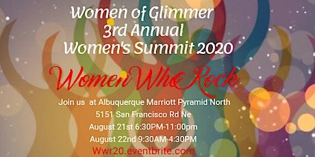 Women Who Rock: Women Summit 2020 tickets