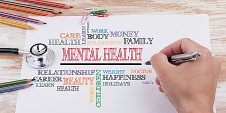 Mental health awareness for health professionals - 5 December 2020 tickets