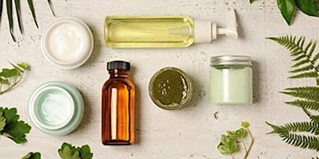 Skincare & Makeup using Essential Oils tickets