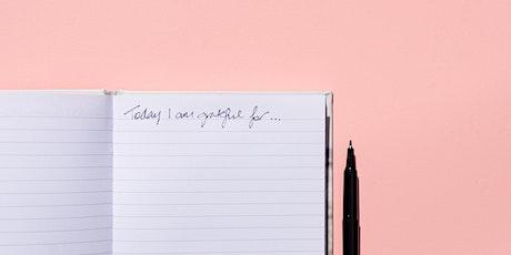Good Notes: Journaling + Meditation - Castleton Square billets