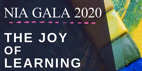 NIA Annual Gala Celebrating the Joy of Learning