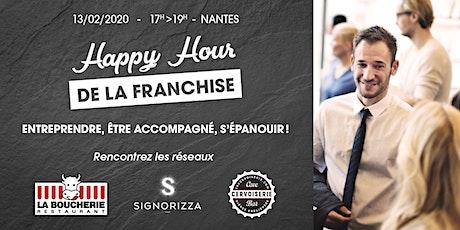 Happy Hour de la Franchise billets