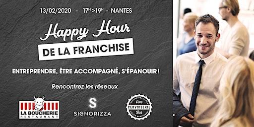 Happy Hour de la Franchise