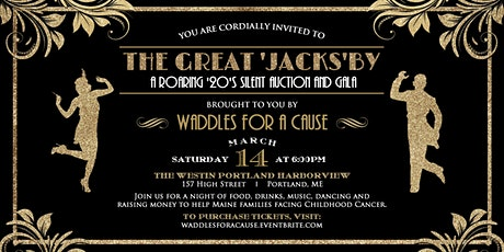 The Great 'Jacks'by - A Roaring '20's Silent Auction and Gala tickets