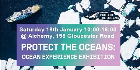 Protect the Oceans: Oceans Experience Exhibition tickets