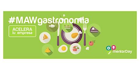 Programa de Aceleración Gastronomía entradas