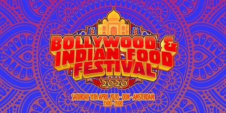 Bollywood & Indian Food Festival '20 tickets