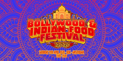 Bollywood & Indian Food Festival '20