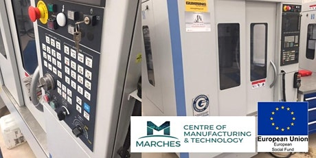 Fully Funded! CNC Machining Taster Course tickets