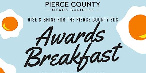 PIERCE COUNTY EDC AWARDS BREAKFAST