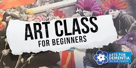 Art Class for Beginners tickets