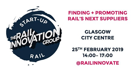 Start Up Rail - Glasgow tickets