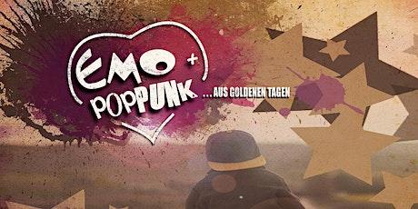 EMO + PopPUNK... aus goldenen Tagen Tickets