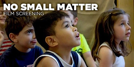 No Small Matter-Documentary