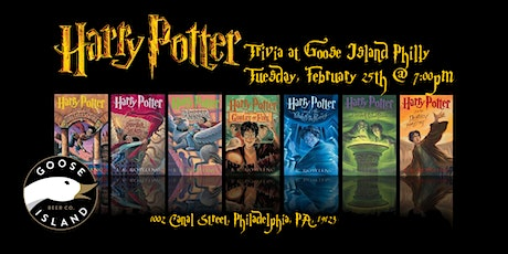 Harry Potter Books Trivia at Goose Island Philly tickets