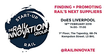 Start Up Rail - Liverpool tickets
