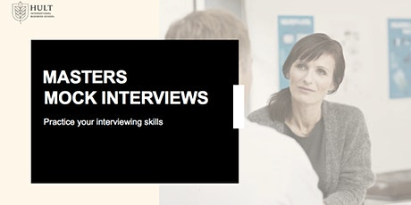 MBA| Interview Bootcamp (Hult students only) tickets