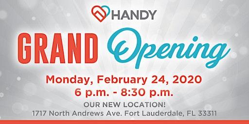 HANDY Grand Opening