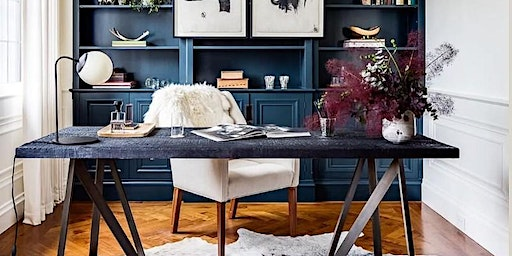 GET TO WORK! Designing Your Home Office
