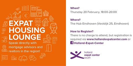 Expat Housing Lounge: February 2020 tickets