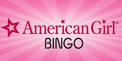 2020 American Girl Doll Bingo