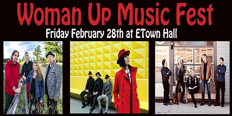 Woman Up Music Festival tickets
