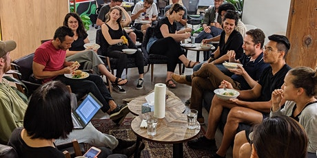 Coworking Space $10 Drop-In + Community Lunch tickets