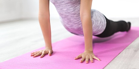 FREE YOGA COURSE IN SUNDERLAND tickets
