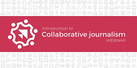 Introduction to collaborative journalism tickets