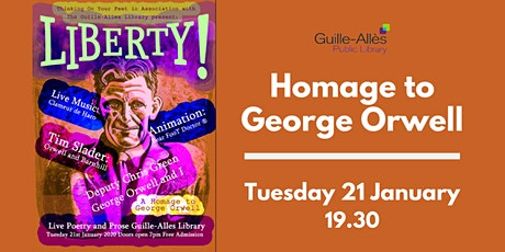Liberty! Homage to George Orwell tickets