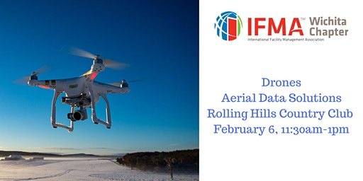 IFMA Wichita February 2020 - Drones - Aerial Data Solutions