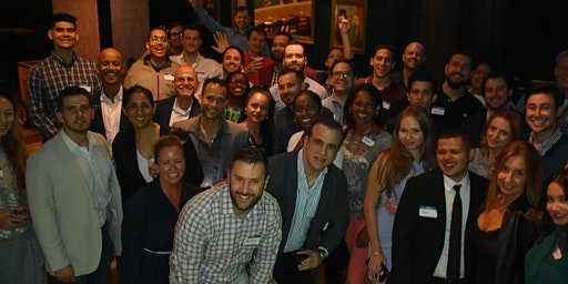 Networking Miami Happy Hour Networker.