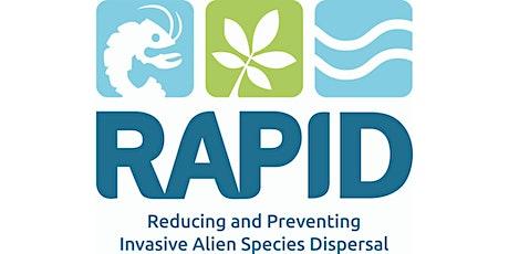 Marine & Coastal Invasive Species Biosecurity Workshop tickets