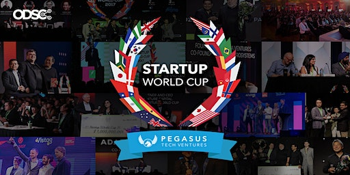 Startup World Cup at ODSC East 2020