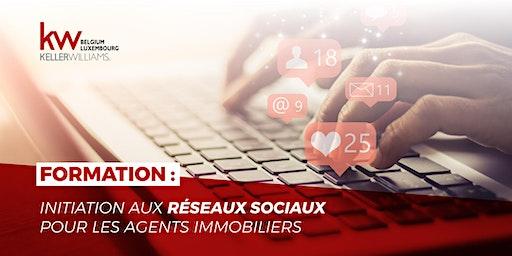 Formation : initiation aux réseaux sociaux pour les agents immobiliers