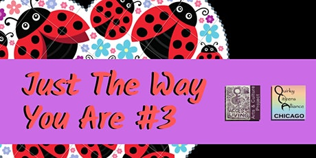 Just The Way You Are #3 : Relaxed and Accessible Valentine's Party tickets