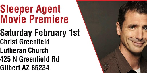 Sleeper Agent Movie Premiere