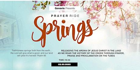 Prayer Ride Springs 2020 tickets