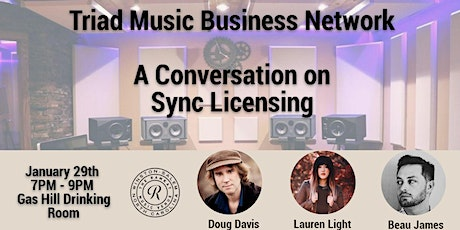 Triad Music Business Network tickets