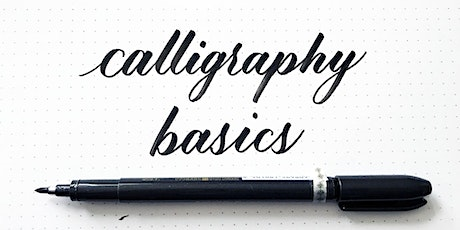 Calligraphy Basics tickets