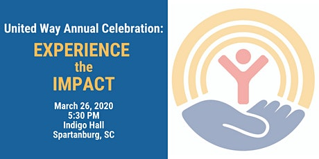 ANNUAL CELEBRATION: Experience the Impact tickets