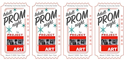 Adult Prom Night  Hosted by projectART
