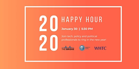 Tech, Policy, Politics Happy Hour tickets